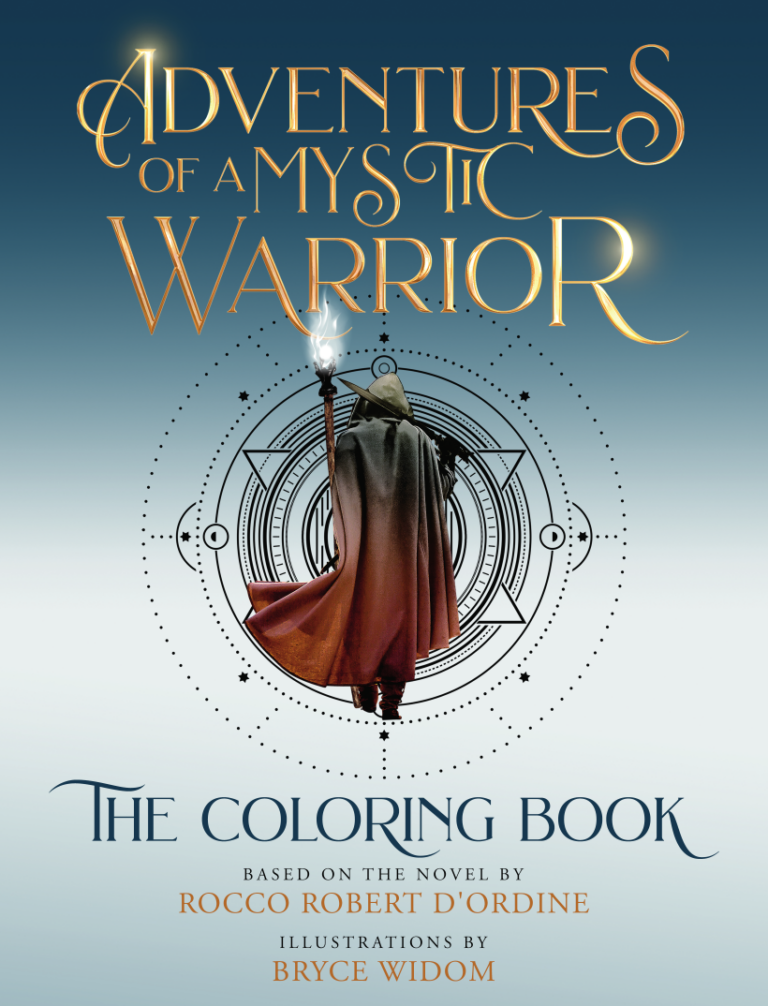 Coloring Book Cover Image